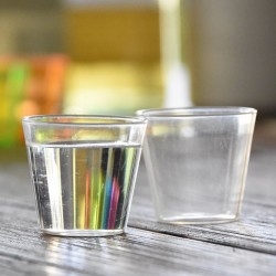 Wobbly Boot 30ml Polycarb Shot Cups Clear (250)