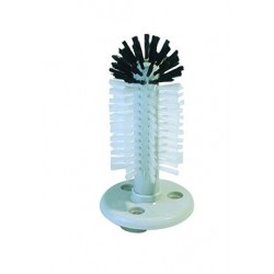 Glass Brush Single w/Suction Cups