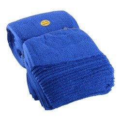 Bar Runner Terry Toweling 300mm x 35mt Roll Blue
