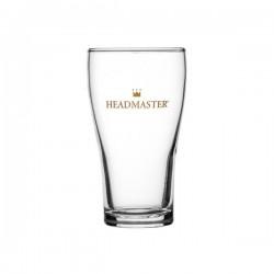 Crowntuff 425ml Conical Headmaster Beer Glass (48)