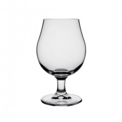 Pasabahce 460ml Stemmed Tempered Draft Beer Glass (6)