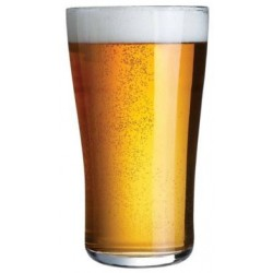 Arcoroc 285ml Ultimate Toughened Beer Glass (24)