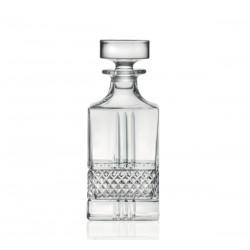 Brillante 850ml Whisky Decanter Glass RCR (51592020006)
