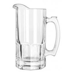 Libbey 1000ml Gibraltar Glass Jug (12)
