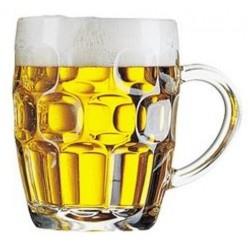 eol Arcoroc 570ml Monarch Toughened Beer Glass Mug (24)