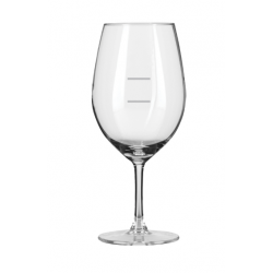 Libbey 530ml Cuvee Red Wine Glass Double Plimsol (12)