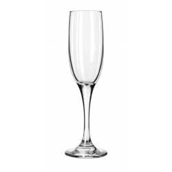 Libbey 177ml Embassy Royale Tall Champagne Glass (12)