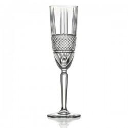 Brillante 190ml Champagne Flute Glass RCR ( 26968020006) (12)