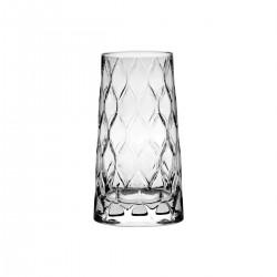 Pasabahce 450ml Leafy Longdrink Glass (6)