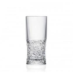 Soul 350ml Long Drink Tumbler Glass RCR (26981020006) (12)
