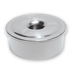 Pujadas 110mm Windless Ashtray Stainless Steel (10)