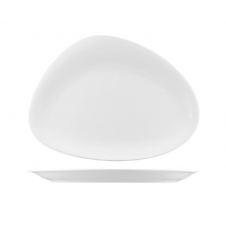 Oval Plate 365 x 262mm Beachcomber (6)