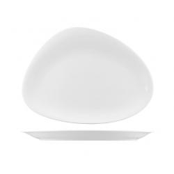 Oval Plate 200 x 170mm Beachcomber (12)