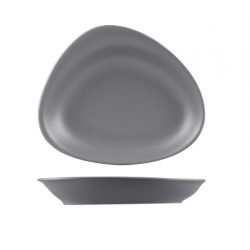 Deep Oval Plate 270 x 187mm Beachcomber Neofusion Stone (6)