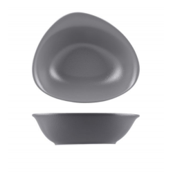 Oval Bowl 550ml / 195 x 64mm Beachcomber Neofusion Stone (12)