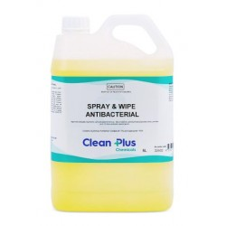 Spray & Wipe Antibacterial 5lt
