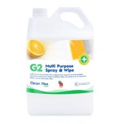 G2 – Multi Purpose Spray & Wipe 5lt