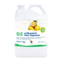 G5 – Antibacterial Floor Degreaser 5lt