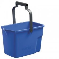 Oates General Purpose Bucket 9lt Blue