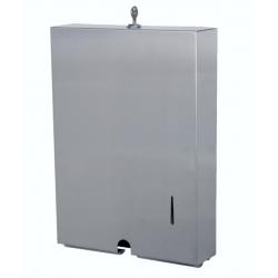 Poseer Hand Towel Dispenser Stainless Steel