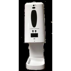 Touch Free Liquid Soap / Sanitiser Dispenser 1300ml White