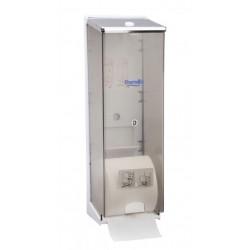Caprice 3 Roll Toilet Roll Dispenser (ABS Plastic)