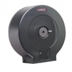 Caprice Jumbo Toilet Roll Dispenser Smoke (ABS Plastic)