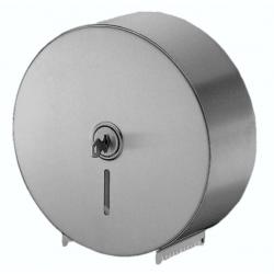 Poseer Stainless Steel Jumbo Toilet Roll Dispenser