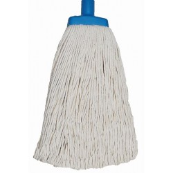Edco Contractor Mop No26 Blue Plastic Ferrule 500gm