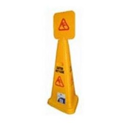 Edco Standard Triangular Warning Sign