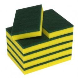 Edco Super Quality Industrial Sponge Scourer 150 x 100mm (10)