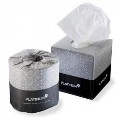 Caprice Platinum 2ply Facial Tissue 90 sheet (24)