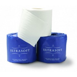 Caprice Ultrasoft 2ply 700 sheet Toilet Roll Individually Wrapped (48)