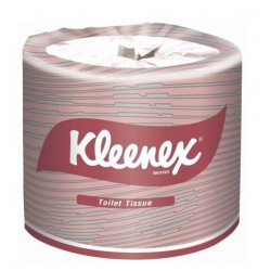 Kleenex 4735 2ply 400 sheet Individually Wrapped Toilet Rolls (48)
