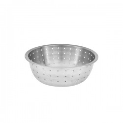 Colander 380mm Chinese Style Stainless Steel Coarse