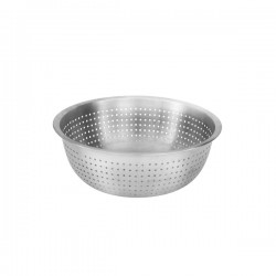 Colander 380mm Chinese Style Stainless Steel Fine
