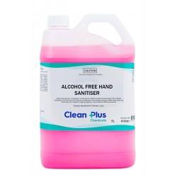 Alcohol Free Instant Hand Sanitiser 5lt