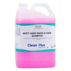 Body Hand Wash & Hair Shampoo 5lt