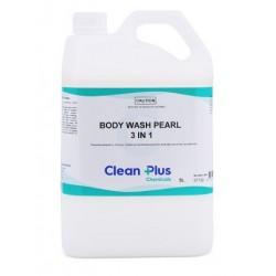 Body Wash 3 in 1 Pearl 5lt