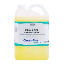 Spray & Wipe Antibacterial 20lt