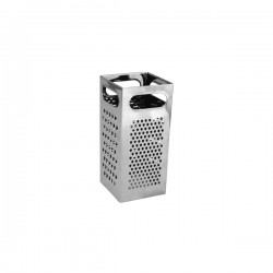 Grater 4 Sided Square S/S