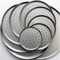 Perforated Pizza Trays