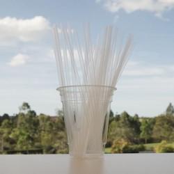 Oxo Bio Straw Eco Regular 205mm Clear (5000)