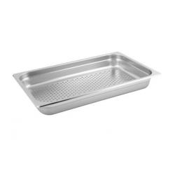 Anti-Jam 1/1 Size Perforated Steam Pan