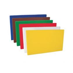 Cutting Board Set 250 x 400 x 13mm Polyethlene 6 - Piece