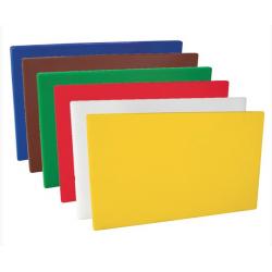 Cuttin Board Set 530 x 325 x 20mm Polyethlene 6 - Piece