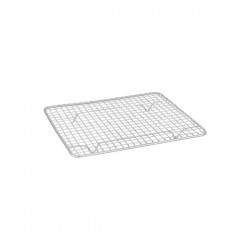 Cooling Rack 1/2 Size 200 x 250mm Chrome Plated With Legs