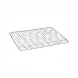 Cooling Rack 1/1 Size 450 x 250mm Chrome Plated With Legs