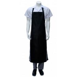 Apron PVC Full Length Black