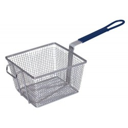 Fry Basket Square 215 x 215 x 140mm Robinox